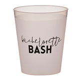 Bachelorette Party Cups, Set of 8
