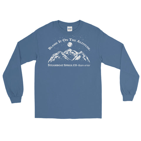 STEAMBOAT SPRINGS, CO 6732' Long Sleeve BIOTA T Shirt