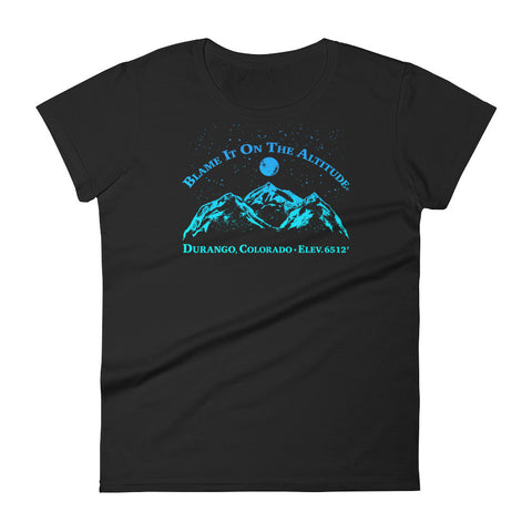 DURANGO, CO 6512' Ladies' BIOTA T Shirt