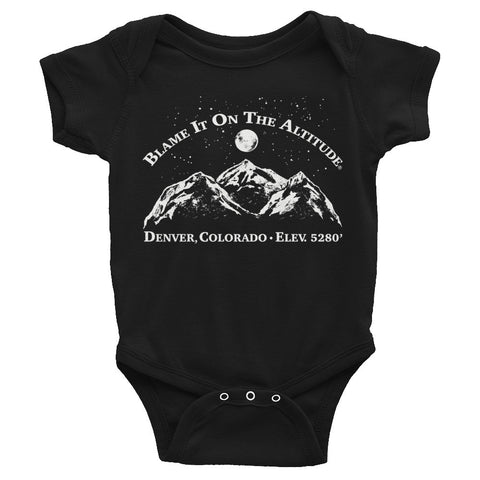 DENVER, CO 5280' Soooo Cute BIOTA Onesie