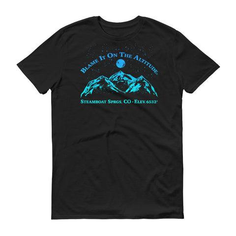 STEAMBOAT SPRINGS, CO 6732' BIOTA MEN'S T