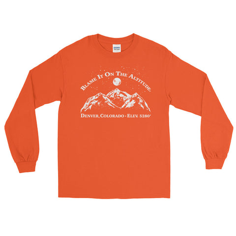 DENVER, CO 5280' Long Sleeve BIOTA T Shirt
