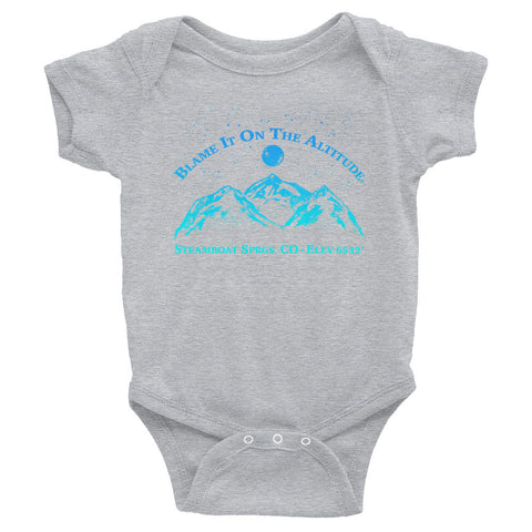 STEAMBOAT SPRINGS, CO 6732' Soooo Cute BIOTA Onesie