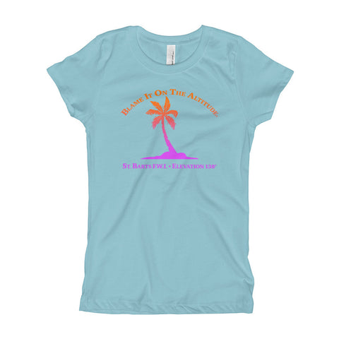 St. BARTS F.W.I. 138' Girls' Stylish BIOTA T