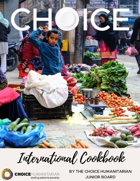 PDF Version - CHOICE International Cookbook by The Jr. Board