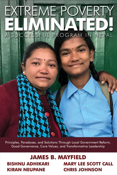 Extreme Poverty Eliminated! A Successful Program in Nepal (PDF Version)