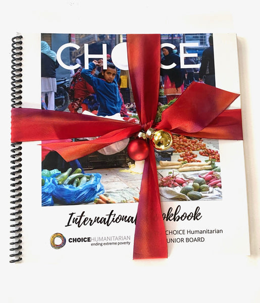 CHOICE International Cookbook by The Jr. Board