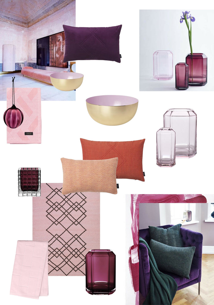 #DARETODECO - think pink and spice up your Monday
