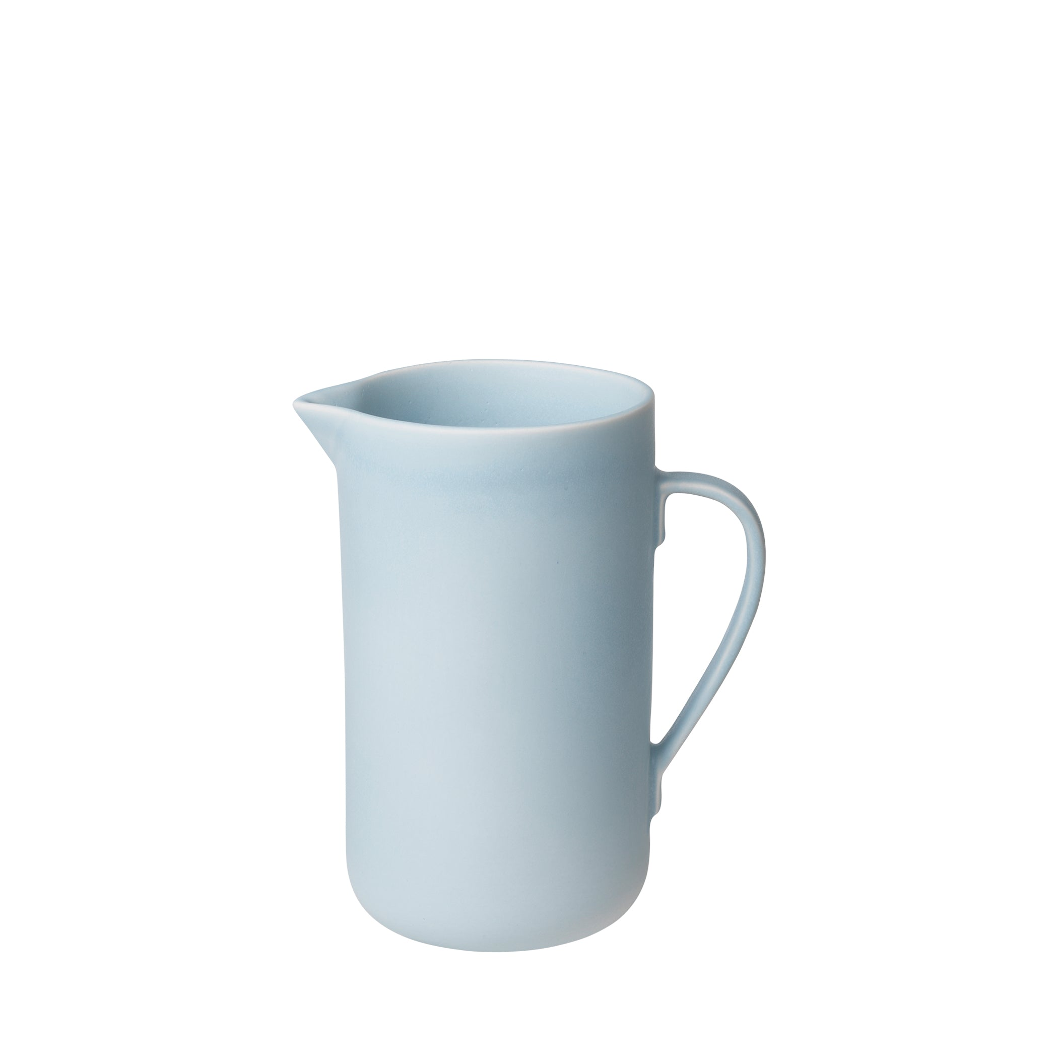 PISU 15 SKY BLUE PITCHER ceramic