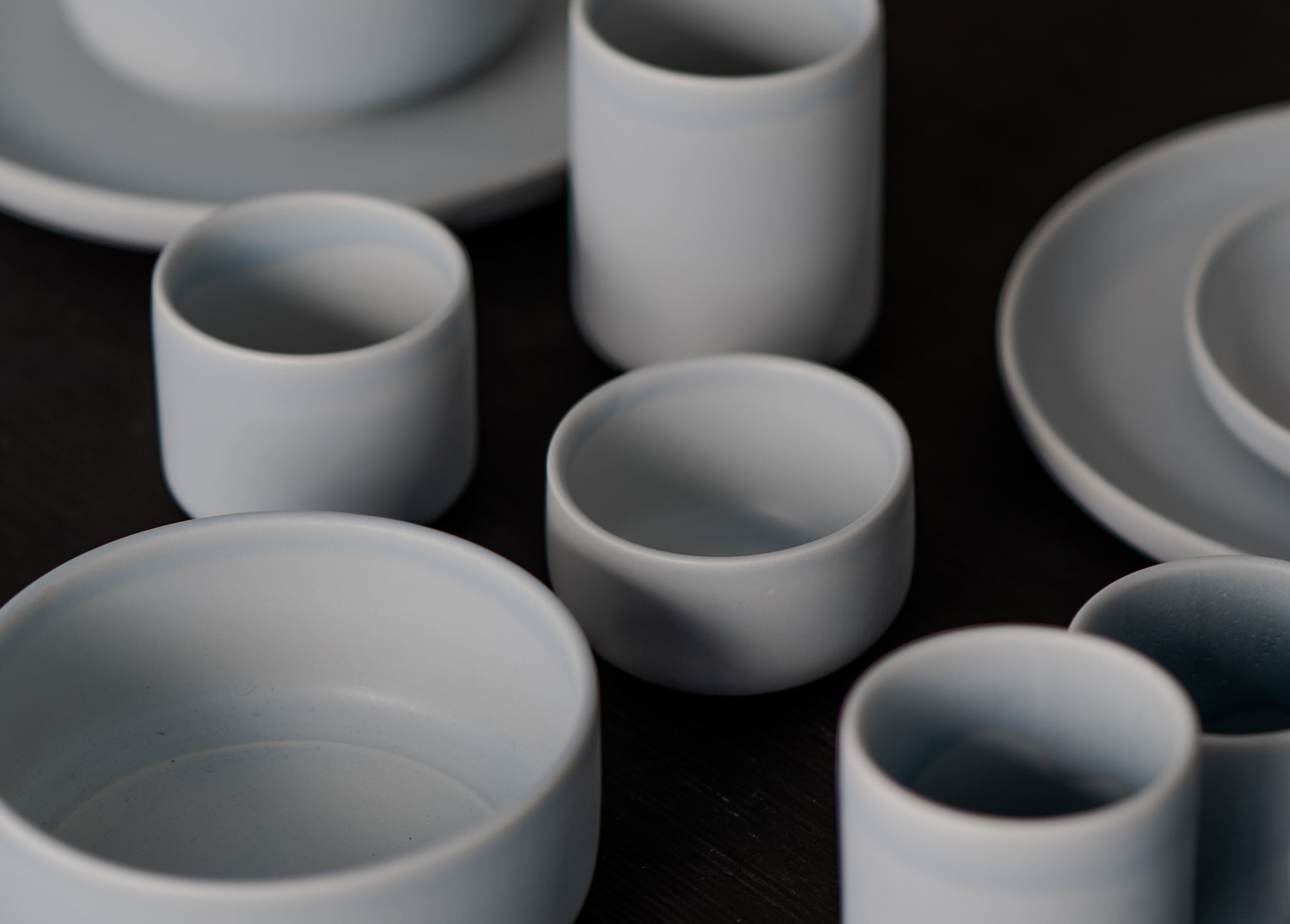 PISU ceramic handcrafted tableware