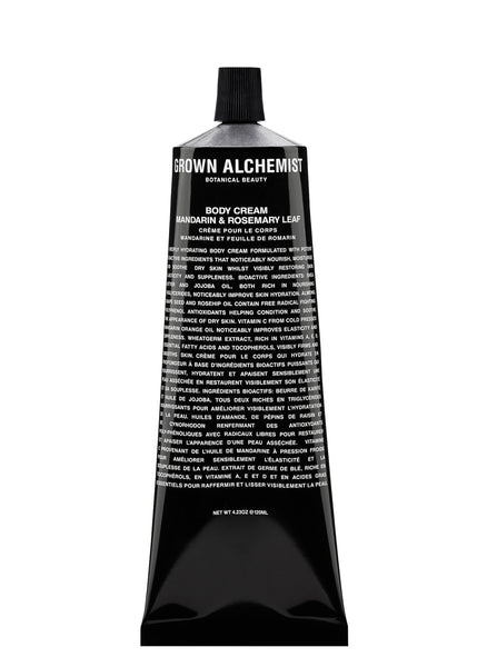 Packshot of 120 ML Body Cream by Grown Alchemist