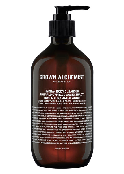 Body Cleanser by Grown Alchemist