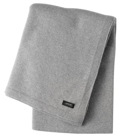 Simple Throw Grey Melange