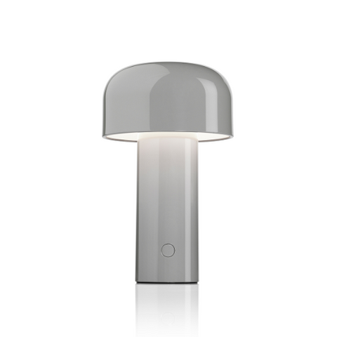 Packshot of Bellhop Lamp in the color grey