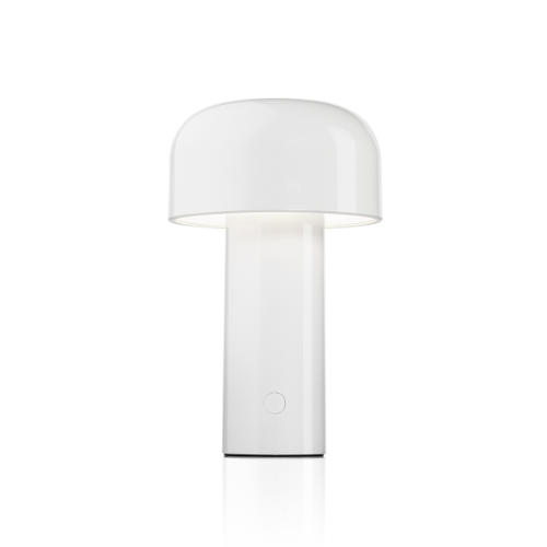 Packshot of Bellhop Lamp in the color white