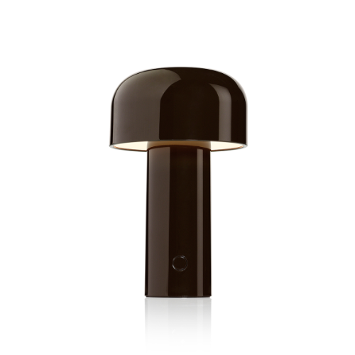 Packshot of Bellhop Lamp in the color Chocolate