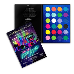 CITY OF NEON LIGHTS - 24 EYESHADOW PALETTE