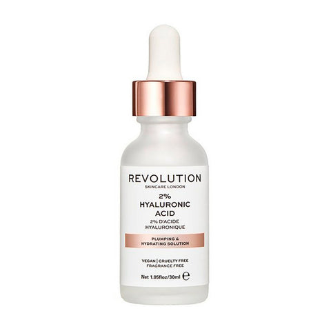 2 HYALURONIC ACID SERUM - MAKE UP REVOLUTION