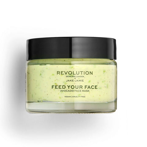 AVOCADO Jake Jamie Hydrating Face Mask - Revolution Skincare