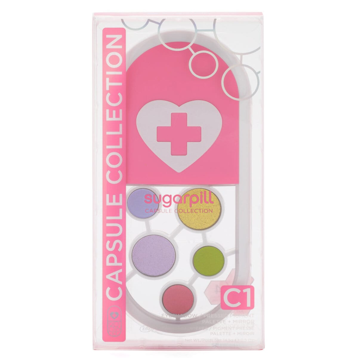 CAPSULE COLLECTION C1 PINK EDITION - SUGARPILL