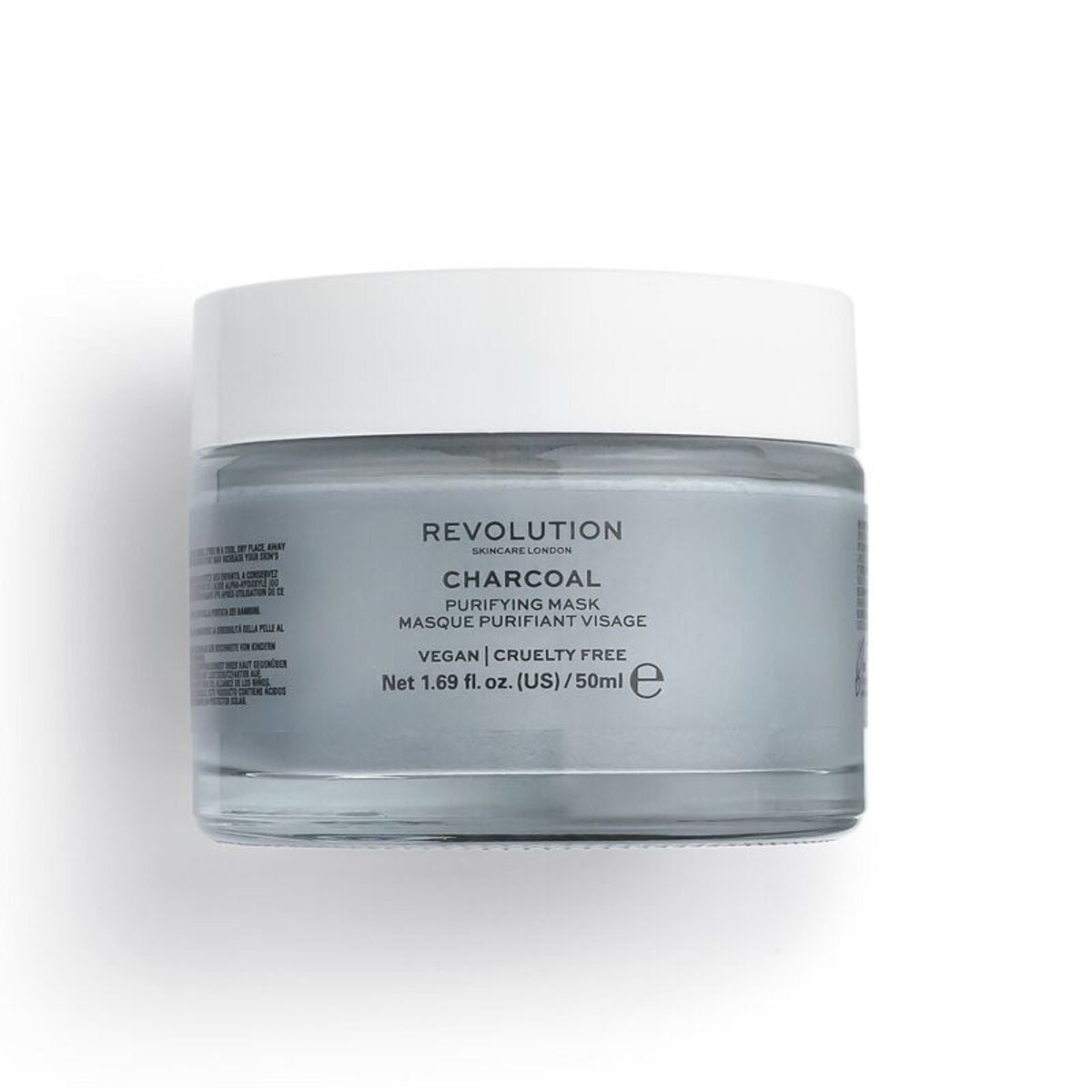 CHARCOAL PURIFYING FACE MASK - REVOLUTION SKINCARE