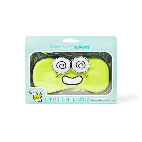 KEROPPI - PLUSHIE SLEEP EYE MASK