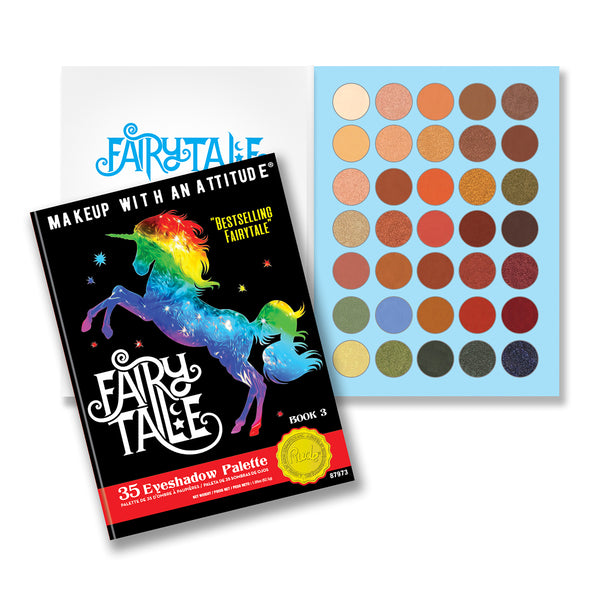 Fairy Tale - 35 EYESHADOW PALETTE