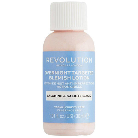 OVERNIGHT TARGETED BLEMISH LOTION - REVOLUTION SKINCARE