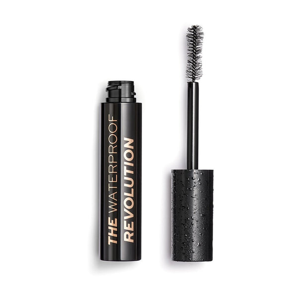 THE WATERPROOF MASCARA REVOLUTION - MAKE UP REVOLUTION