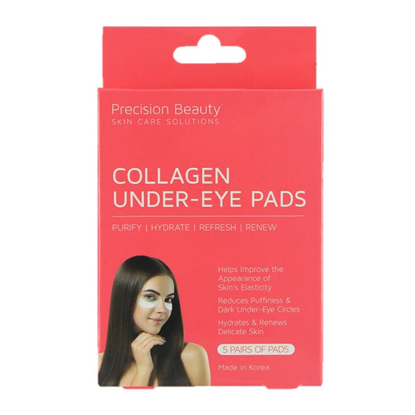 Under Eye Pads With Collagen Infusion