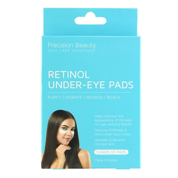 Under Eye Pads With Retinol Infusion