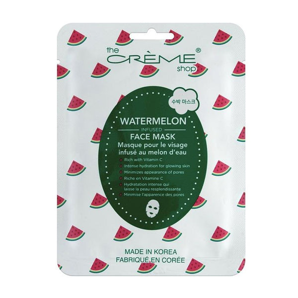 Watermelon Infused Face Mask