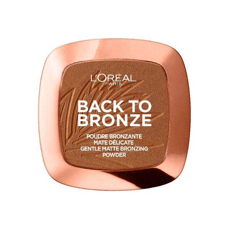 BACK TO BRONZER - LOREAL PARIS