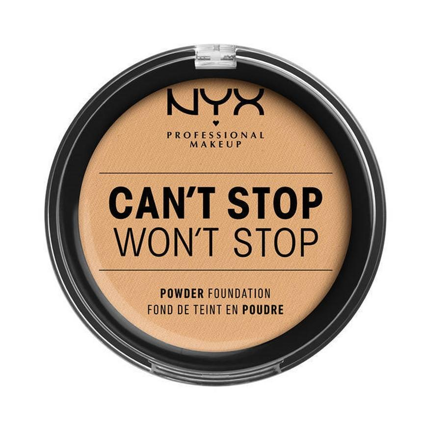 CANT STOP WONT STOP POWDER FOUNDATION - NYX PROFESSIONAL MAKEUP