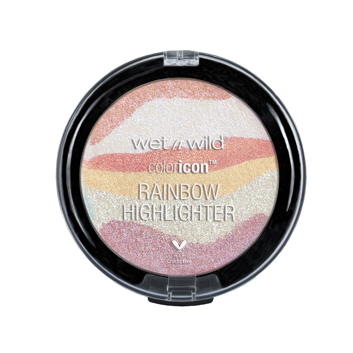 COLOR ICON RAINBOW HIGHLIGHTER EVERLASTING GLOW - WET N WILD