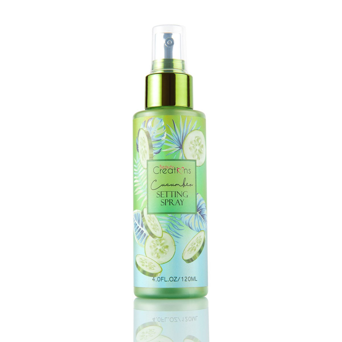 CUCUMBER SETTING SPRAY - BEAUTY CREATIONS
