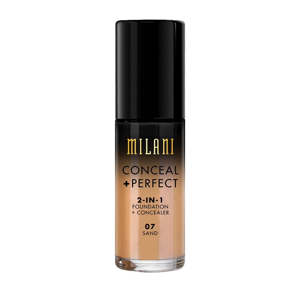 Conceal + Perfect 2 In 1 Foundation and Concealer - Milani