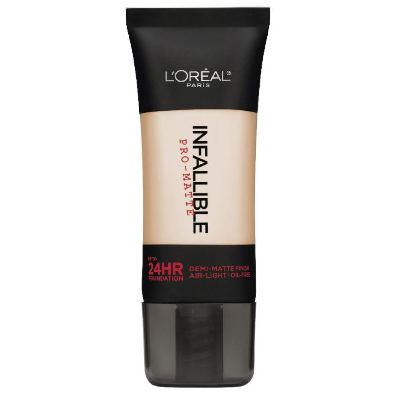 INFALLIBLE FOUNDATION 101 CLASSIC IVORY - LOREAL PARIS