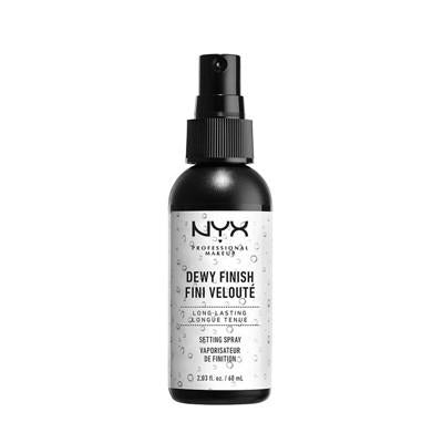 MAKEUP SETTING SPRAY DEWY FINISH LONG LASTING - NYX PROFESSIONAL MAKEUP