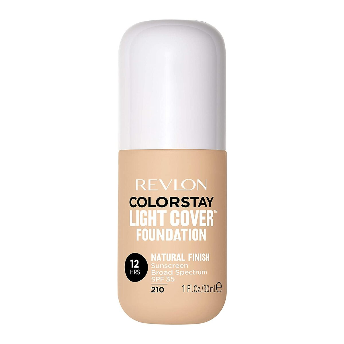 MAQUILLAJE COLORSTAY LIGHT COVER FOUNDATION CREME BRULEE - REVLON