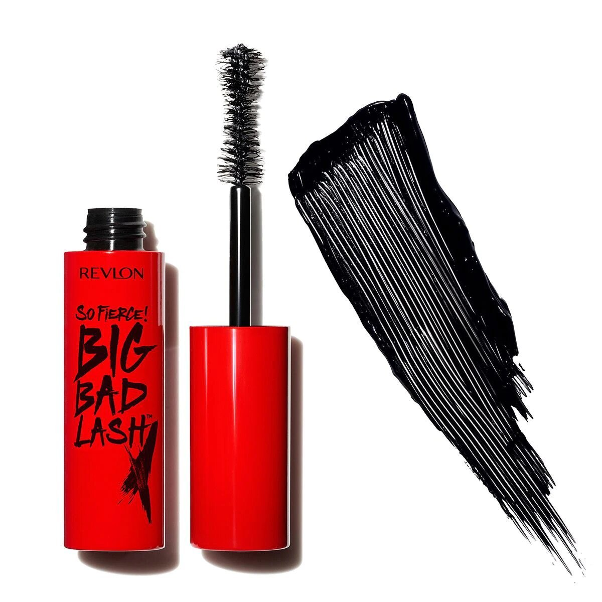 MASCARA DE PESTANAS SO FIERCE BIG BAD LASH - REVLON