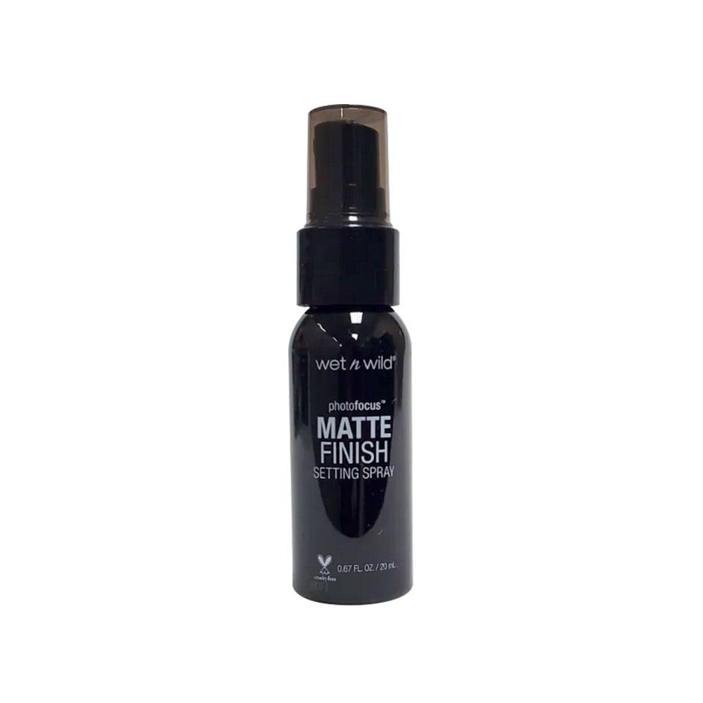 MINI PHOTO FOCUS MATTE SETTING SPRAY - WET N WILD