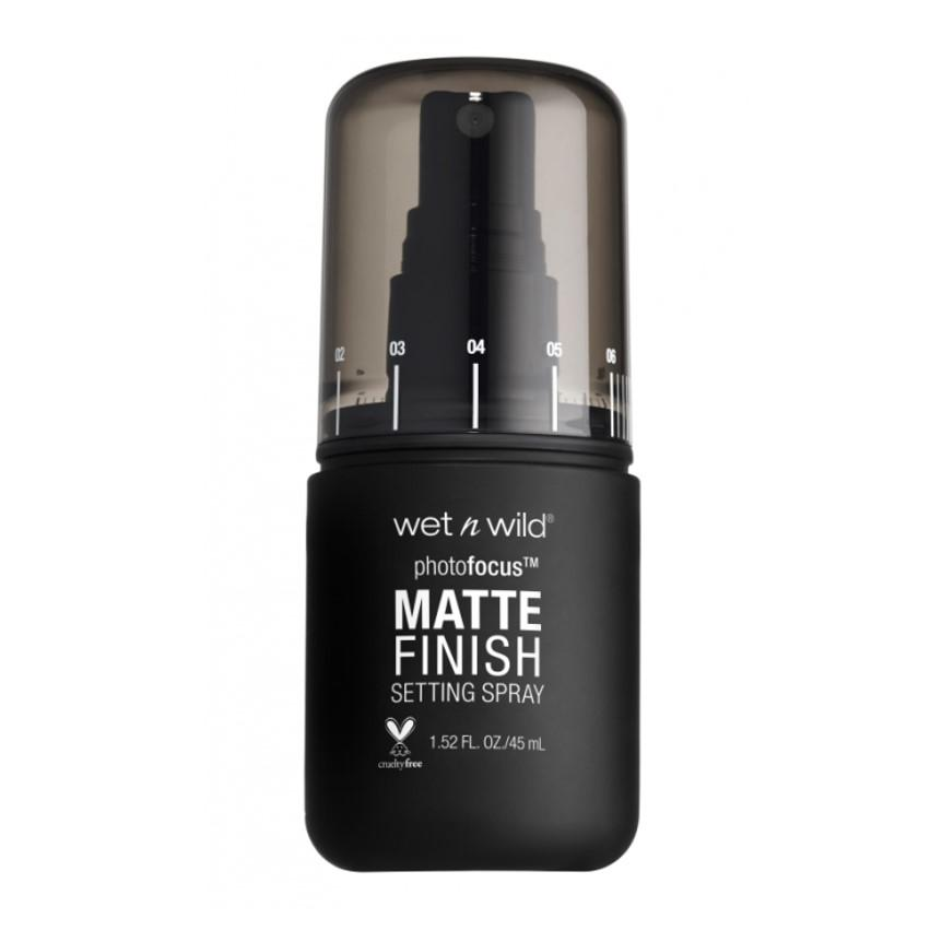 PHOTO FOCUS MATTE SETTING SPRAY MATTE APPEAL - WET N WILD