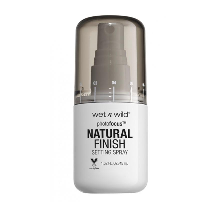 PHOTO FOCUS NATURAL FINISH SETTING SPRAY - WET N WILD