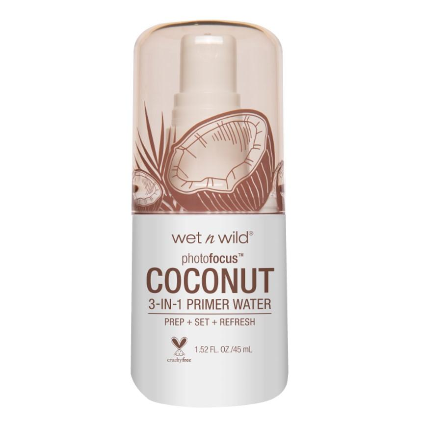 PHOTO FOCUS PRIMER WATER COCONUT - WET N WILD