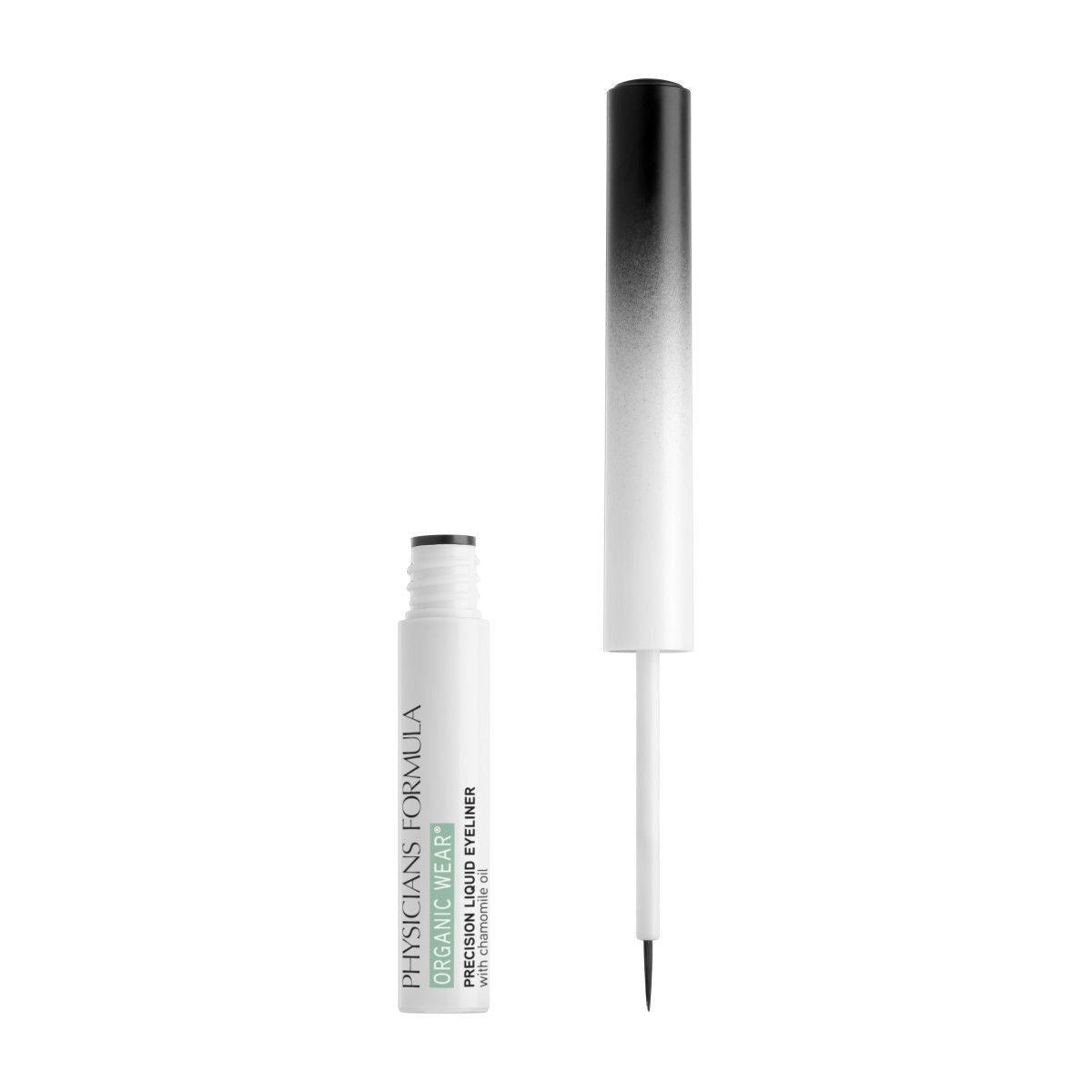 PRECISION LIQUID EYELINER ORGANIC WEAR BLACK - PHYSICIANS FORMULA