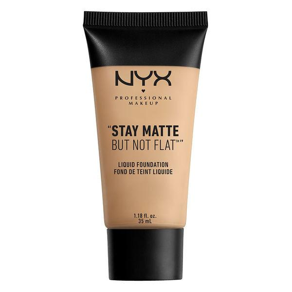 STAY MATTE LIQUID FOUNDATION NUDE - NYX PROFESSIONAL MAKEUP