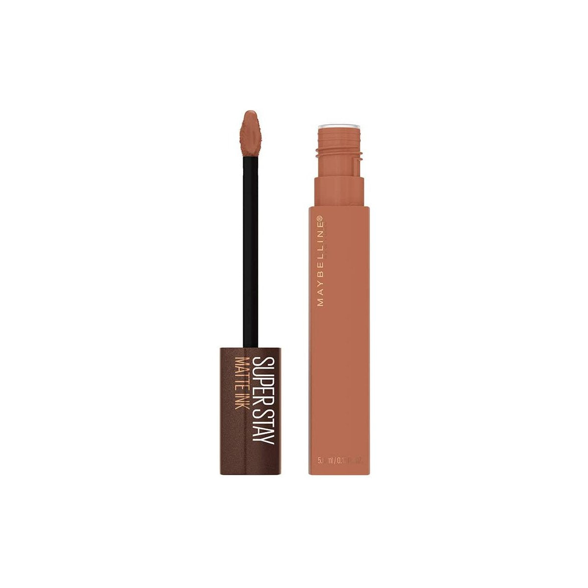 SUPERSTAY MATTE INK COFFEE 255 CHAI GENIUS - MAYBELLINE