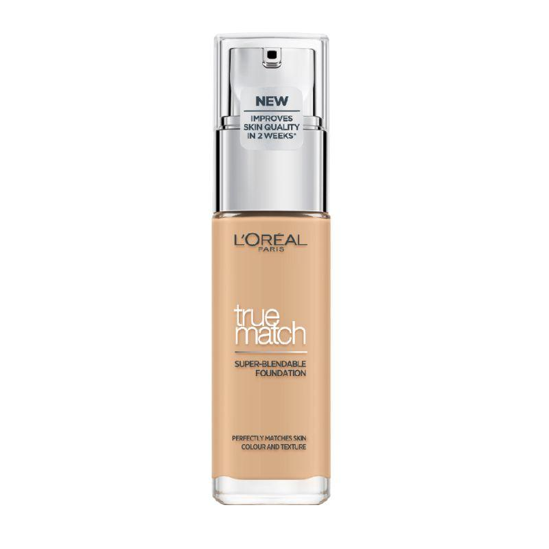 TRUE MATCH FOUNDATION 3-N CREAMY BEIGE - LOREAL PARIS