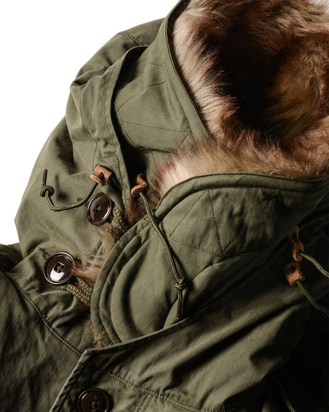 Fishtail, Military and Parkas on Pinterest
